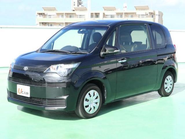 沖縄県の中古車ならスペイド X スマートエントリーPG 内地仕入 純SDナビ フルセグ