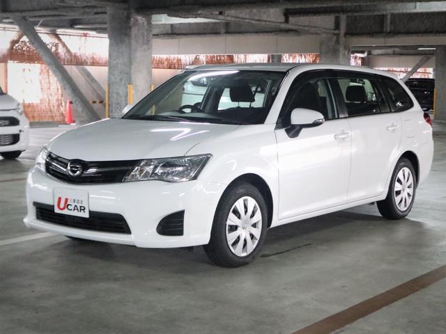 カローラフィールダー:沖縄県中古車の新着情報