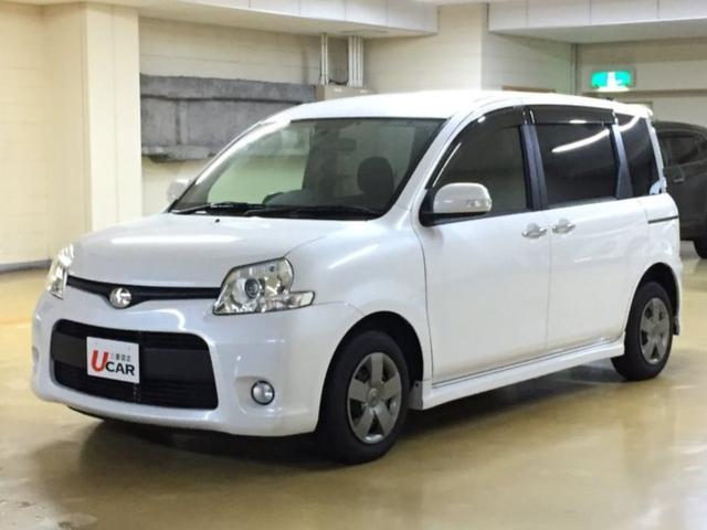 沖縄の中古車 トヨタ シエンタ 車両価格 109.8万円 リ済別 平成24年 3.3万km パール