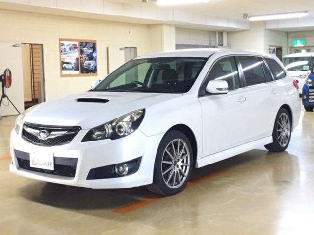 沖縄の中古車 スバル レガシィツーリングワゴン 車両価格 119.8万円 リ済別 平成21年 5.8万km パール