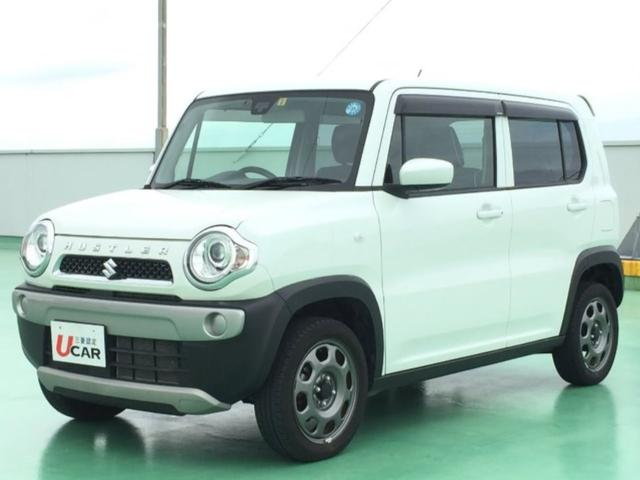 沖縄県の中古車ならハスラー Gターボ 内地仕入 ナビTV ETC シートヒーター