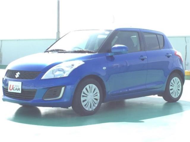沖縄の中古車 スズキ スイフト 車両価格 69.8万円 リ済別 2013(平成25)年 5.0万km ブルー