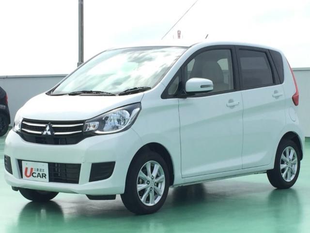 eKワゴン(沖縄 中古車) 色:パールホワイト 価格:104.8万円 年式:平成29年 走行距離:0.1万km