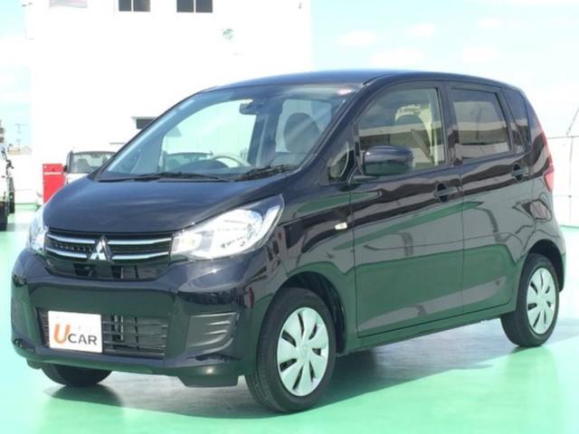 沖縄県浦添市の中古車ならeKワゴン M e-アシスト プラスエディション 内地仕入 ナビTV