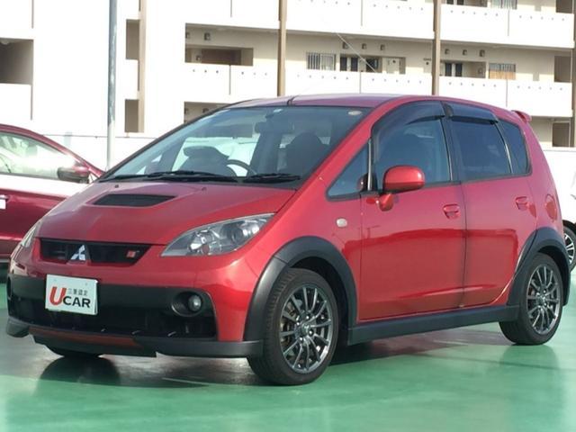 沖縄県の中古車ならコルト ラリーアート バージョンR 1オーナー ナビBC付 内地仕入