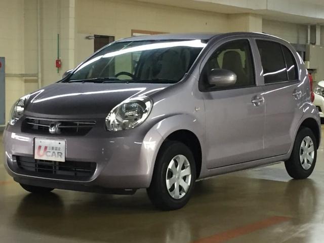 沖縄県の中古車ならパッソ X 内地仕入 キーレス 走行11174km