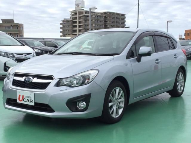 沖縄県の中古車ならインプレッサスポーツ 2.0iアイサイト/内地仕入・ワンオーナー・ETC・AW