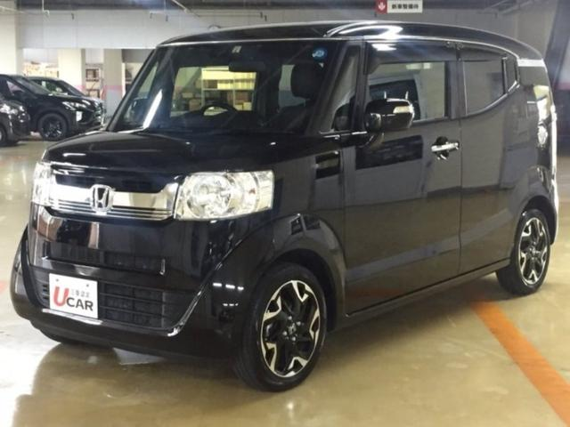 N-BOXスラッシュ:沖縄県中古車の新着情報