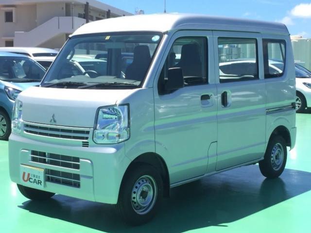沖縄県の中古車ならミニキャブバン M ハイルーフ 内地仕入 距離4070キロ