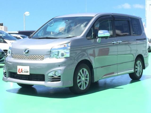 沖縄県の中古車ならヴォクシー ZS 煌Z 内地仕入 8人乗り 両側Pスラ スマートキー