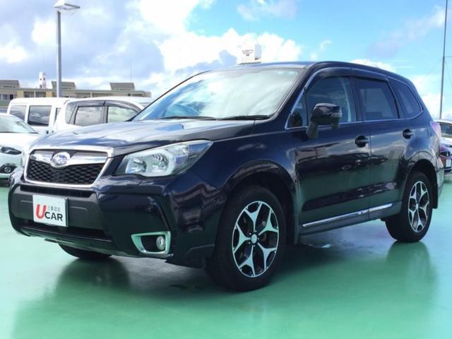 沖縄県の中古車ならフォレスター 2.0XTアイサイト 4WD ナビ BカメラETCPスタート