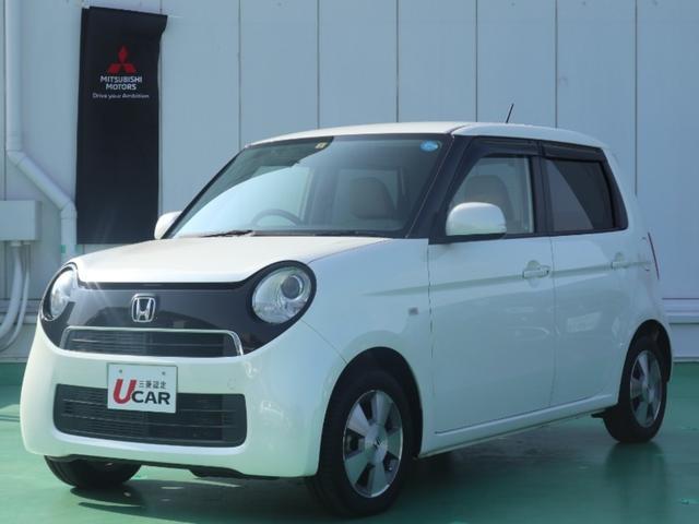 沖縄の中古車 ホンダ N-ONE 車両価格 79.8万円 リ済別 2013(平成25)年 2.5万km パール