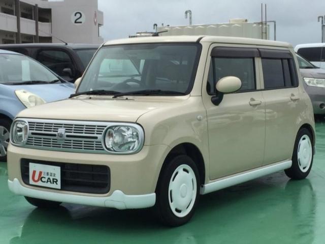 沖縄県の中古車ならアルトラパン リミテッド 内地仕入 エアロパーツ スマートキー Pスタート