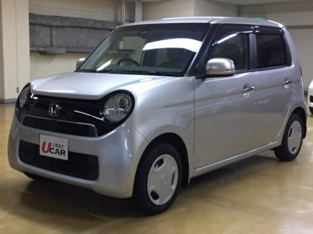 N-ONE(沖縄 中古車) 色:カトラリーシルバーメタリック 価格:79.8万円 年式:2014(平成26)年 走行距離:2.8万km