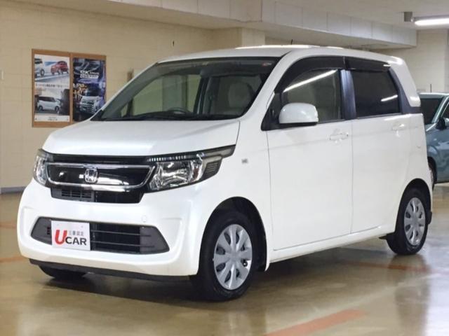 N-WGN(沖縄 中古車) 色:ホワイト 価格:84.8万円 年式:2015(平成27)年 走行距離:3.0万km
