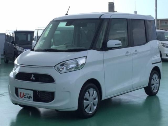 沖縄県の中古車ならeKスペース G セーフティPKG 届出済未使用車 メーカー保証付
