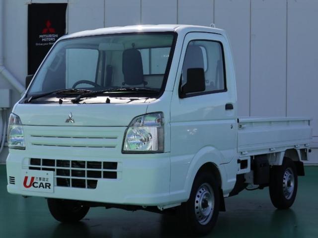 沖縄の中古車 三菱 ミニキャブトラック 車両価格 69.8万円 リ済別 2020(令和2)年 0.1万km ホワイト