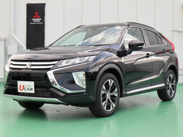 沖縄県の中古車ならエクリプスクロス G/登録済未使用車・4WD・ディーゼル