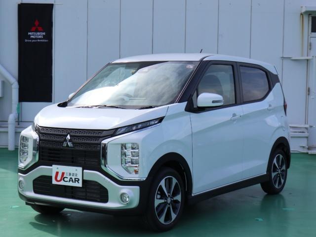 三菱 T/届出済未使用車・ターボ車・快適PKG・LED・新車保証