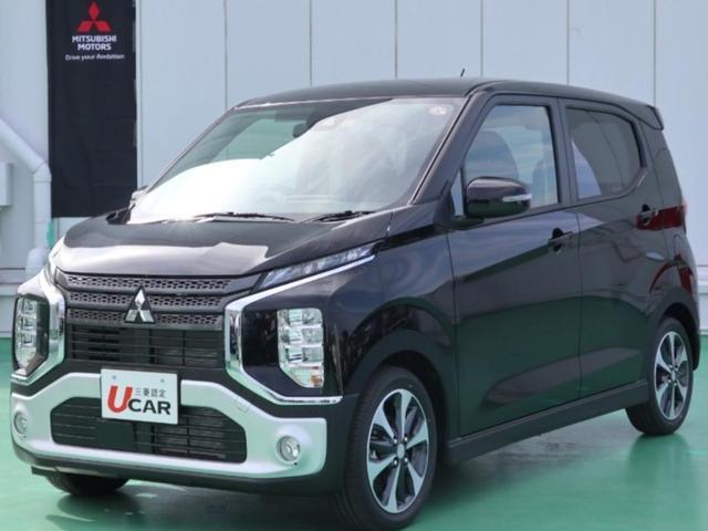 沖縄県の中古車ならeKクロス T/ターボ車・快適PKG・LED・新車保証・MI-PILOT