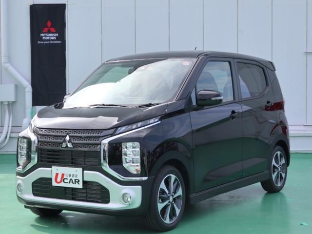 沖縄県の中古車ならeKクロス G/届出済未使用車・先進快適PKG・LEDヘッド・新車保証