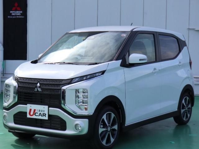eKクロス(沖縄 中古車) 色:パールホワイト 価格:138.8万円 年式:2019(令和1)年 走行距離:5km