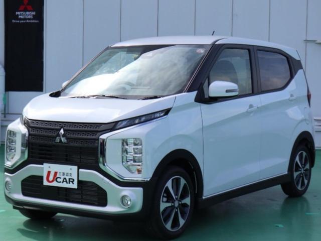 沖縄県の中古車ならeKクロス G 届出済未使用車 快適PKG LED 新車保証