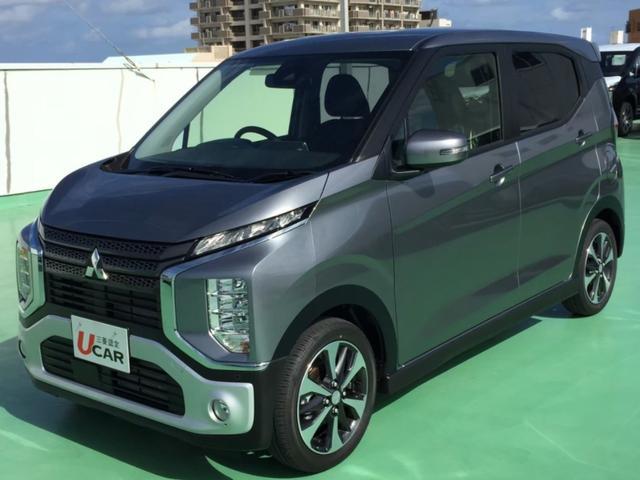三菱 G/届出済未使用車・快適PKG・LED・新車保証・純正AW