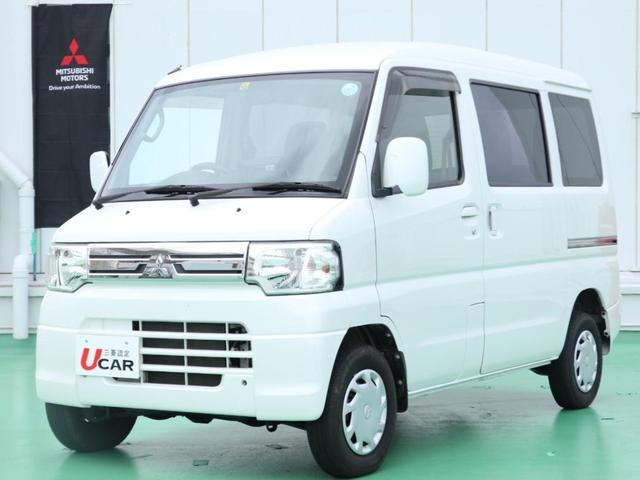 沖縄の中古車 三菱 ミニキャブバン 車両価格 94.8万円 リ済別 2013(平成25)年 5.8万km パール