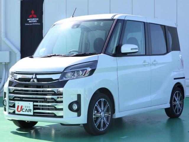 三菱 カスタムTセーフティプラスエディション/ターボ車・Pスタート