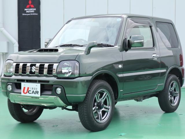 スズキ ランドベンチャー/内地仕入 4WD オーディオ ETC キーレス  ウィンカーミラー 電動格納ミラー シートヒーター