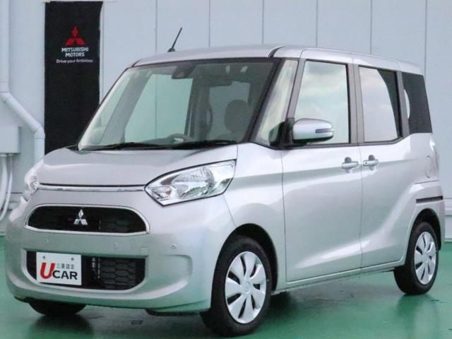 沖縄県の中古車ならeKスペース Gセーフティプラスエディション 届出済未使用車 全方位カメラ