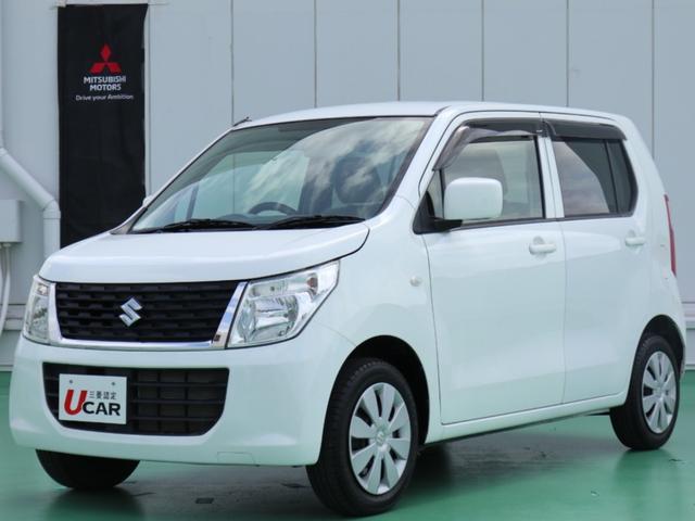 沖縄県浦添市の中古車ならワゴンR FX/ユーザー買取・5速MT車・オーディオ・キーレス