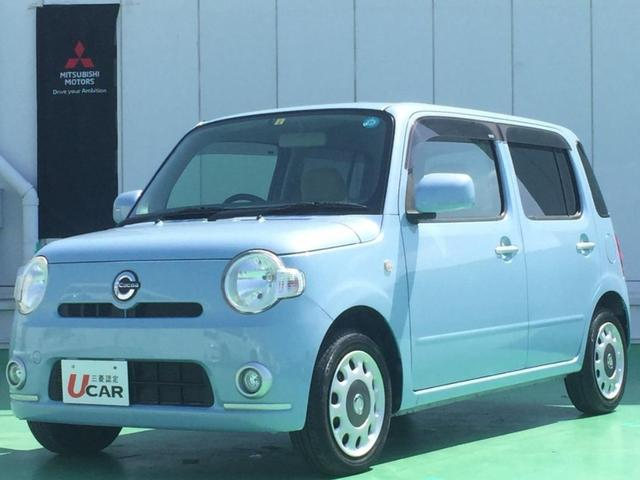 沖縄県の中古車ならミラココア ココアX 内地仕入 ETC キーフリー フォグランプ