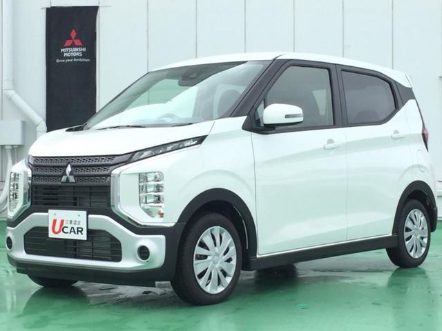 沖縄県浦添市の中古車ならeKクロス M 届出済未使用車 eーアシスト LED キーレス 新車保証