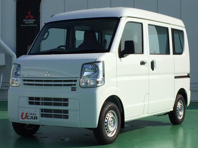 ミニキャブバン(沖縄 中古車) 色:ホワイト 価格:89.8万円 年式:2020(令和2)年 走行距離:7km