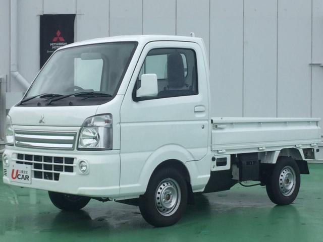 ミニキャブトラック(沖縄 中古車) 色:ホワイト 価格:69.8万円 年式:2020(令和2)年 走行距離:48km