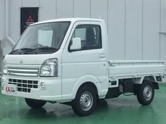 ミニキャブトラックG 4WD 5MT 登録届出済み未使用車 パワーウインド
