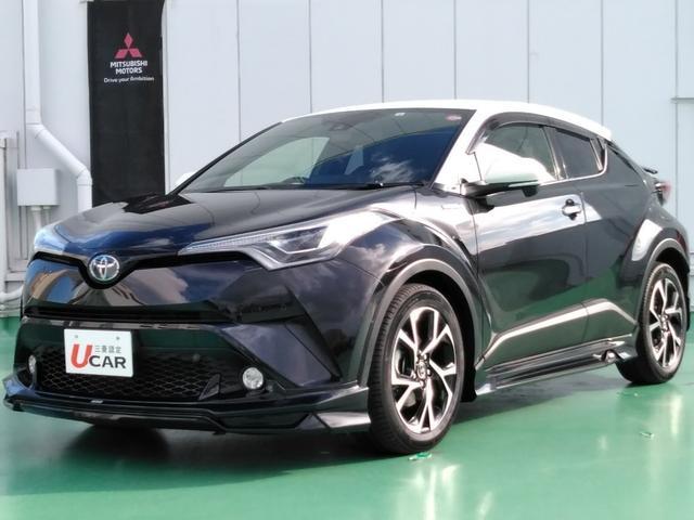 C-HR(沖縄 中古車) 色:ブラックII 価格:209.8万円 年式:2018(平成30)年 走行距離:4.7万km
