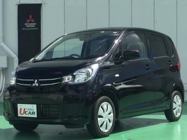 eKワゴン(沖縄 中古車) 色:ブラック 価格:94.8万円 年式:2018(平成30)年 走行距離:1.5万km