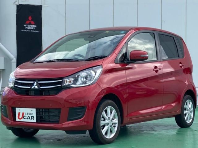 eKワゴン(沖縄 中古車) 色:レッド 価格:109.8万円 年式:2019(令和1)年 走行距離:0.4万km