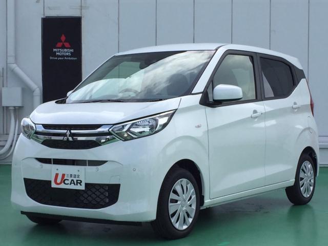 eKワゴン(沖縄 中古車) 色:パール 価格:119.8万円 年式:2021(令和3)年 走行距離:3km