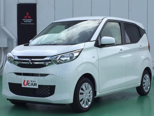 eKワゴン(沖縄 中古車) 色:ホワイト 価格:129.8万円 年式:2021(令和3)年 走行距離:6km