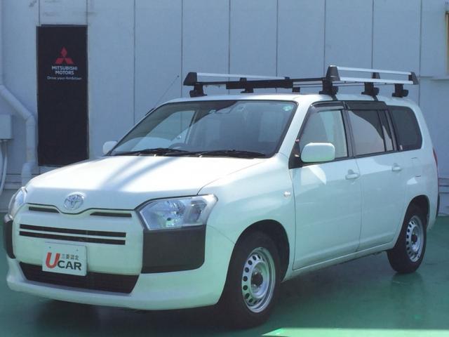 トヨタ サクシード UL-X ユーザー買取 ナビ CD Bluetooth接続 盗難防止システム 衝突被害軽減システム オートライト キーレスエントリー 電動格納ミラー ベンチシート  エアコン パワーステアリング