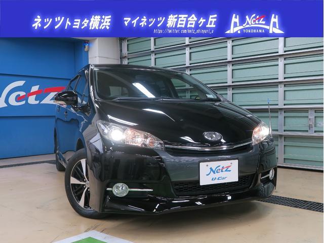 トヨタ 1.8S  ワンオーナー純正ナビBカメラ
