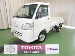 ハイゼットトラックエアコン・パワステ スペシャル 4WD マニュアル