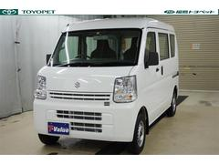エブリイPA 4WD AT エアバック エアコン パワステ ABS