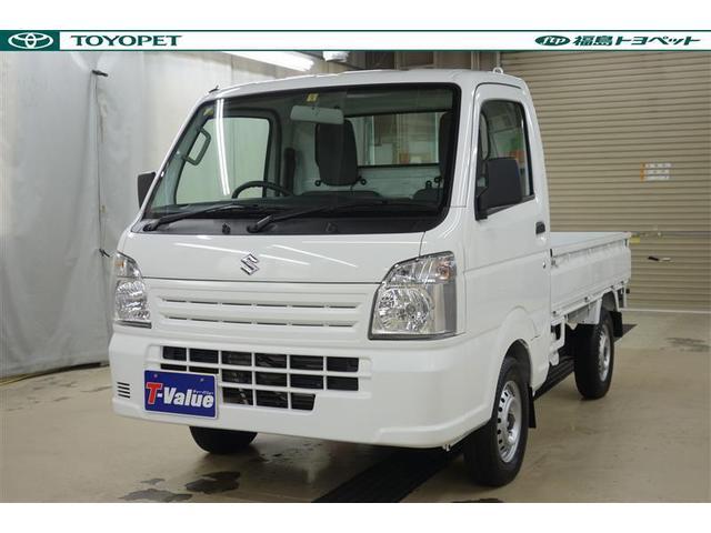 スズキ KCエアコン・パワステ 4WD マニュアル