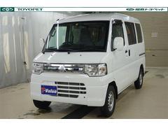 ミニキャブバンCL 4WD メモリーナビ ワンセグ キーレス 3AT