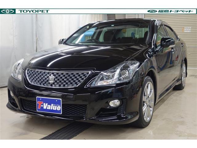 トヨタ アスリート スペシャルエディション バックモニター フルセグ